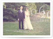 Belle Memoire Wedding Announcements