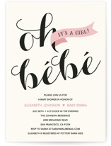 Oh Bebe by Four Wet Feet Design