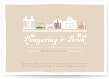 Pampering the Bride