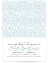 Ella-gant Bridal Shower Invitations