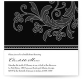 Flourish Bridal Shower Invitations