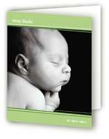 Maxwell Birth Announcements Thank You Cards