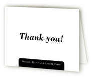 Urban Baby Birth Announcements Thank You Cards