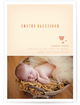 Blessings Birth Announcements