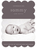 Bebe Chic Birth Announcements