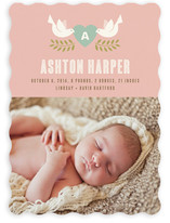 New Love Birth Announcements