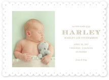 Nantucket Birth Announcements