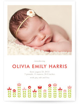 Olivia Birth Announcements