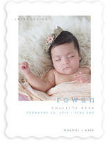 Innocent Birth Announcements