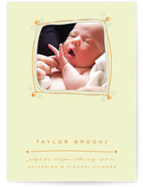 Jackson Birth Announcements