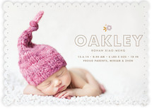 Oakley Birth Announcements