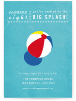 Big Splash! by Bleu Collar Paperie