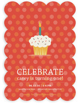 Birthday Balloon Fun Children's Birthday Party Invitations