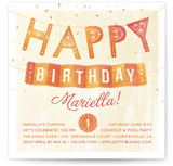 Fiesta! Children's Birthday Party Invitations