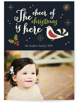 The Cheer of Christmas by Giselle Zimmerman