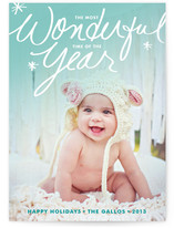 Wonderful Year by Annette Allen