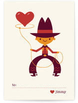 Be Mine Cowboy by Bob Daly Illustration
