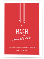 Deco Warm Wishes