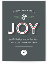 Joy Joy for the Holidays & New Year