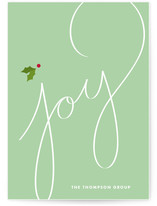 Dot the Joy with Holly by Kim Dietrich Elam