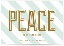 Peace to You and Yours by Susan Asbill