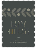 Motif Happy Holidays