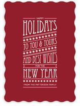 Type for the Holidays