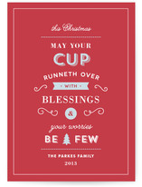 May Your Cup Runneth Ov... by The Occasional Hello