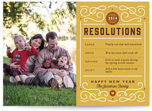 Our New Year's Resoluti... by Kristen Smith