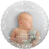 Baby's First Christmas by Jennifer Wick