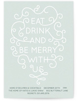 Be Merry with Us! by Heather Wullenweber