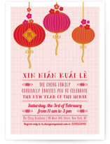 Chinese Lanterns by Bonjour Paper