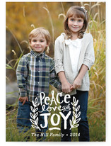 Peace, Love and Joy Branches