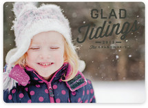 Glad Tidings