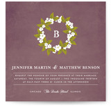 French Bliss Wedding Invitations