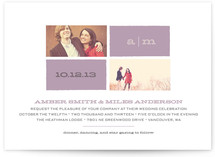 Star Gazing Wedding Invitations