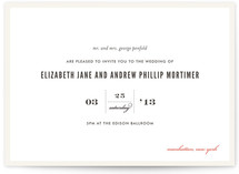 Kensington Wedding Invitations