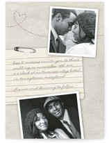 Memento Wedding Invitations