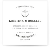 Established Union Wedding Invitations
