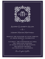 Eventide Wedding Invitations
