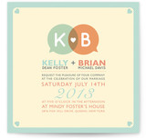 Love Talk Wedding Invitations