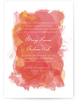 Aquarelle Wedding Invitations