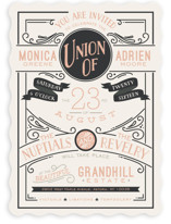 Romantic Revelry Wedding Invitations