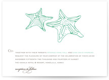 Beyond the Sea Wedding Invitations