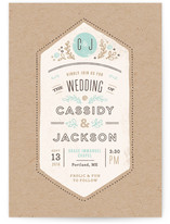 Cartwright Wedding Invitations