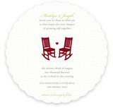 Love and Growing Old Wedding Invitations