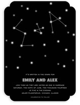 In the Stars Wedding Invitations