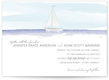 Set Sail Wedding Invitations