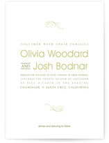 Olivia Wedding Invitations