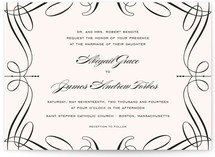 Opera Wedding Invitations
